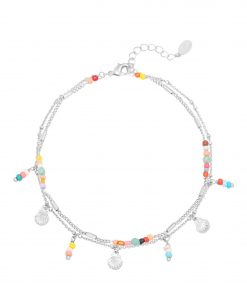 Anklet Love Beach by-manye